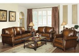 Martin s Furniture & Appliances Jackson MS Brown Sofa and Loveseat
