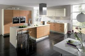 wood floors for kitchens hickory kitchen cabinets with wood