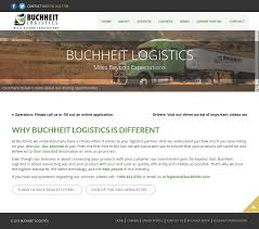 100 Buchheit Trucking Service Competitors Revenue And Employees Owler