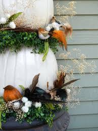 Natural Fertilizer For Pumpkins by Diy Halloween Pumpkin Topiary How Tos Diy