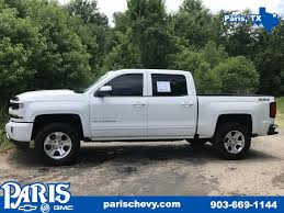 Used 2016 Chevrolet Silverado 1500 LT Stock#38395A Summit White
