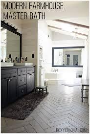 Shabby Chic Master Bathroom Ideas by Budget Friendly Modern Farmhouse Rustic Glam Master Bathroom