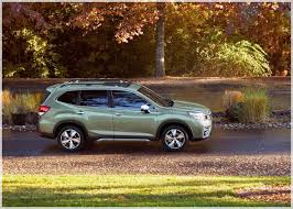 100 Subaru Trucks 2020 Forester Hybrid Redesign Changes Price Cars And