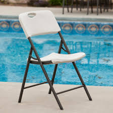 Lifetime Folding Chair - Almond Lifetime Commercial Folding Chair 201 D X 185 W 332 H Almond White Plastic Seat Metal Frame Outdoor Safe Set Of 4 With Carry Handle Ltm480372 Chairs 32 Pack 80407 Black Classic 4pack Lowes Pk 80643 480625 Contemporary 42810 Light Granite Of 6foot Stacking Table And Combo