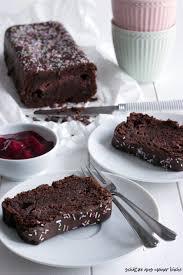 saftiger schokoladenkuchen mit zimtkirschen schätze aus