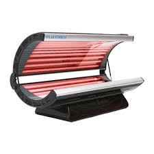 Solar Storm Tanning Bed by Red Light Therapy Sun Studio Tanning