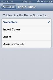 Test Accessibility on Your Device with VoiceOver