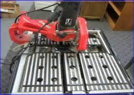 husky tile saw model thd750l husky tile saw husky 7 034 in tile saw with laser sight and