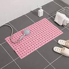 zfhd nachgemachte rattan badezimmer matte fuß auflage boden