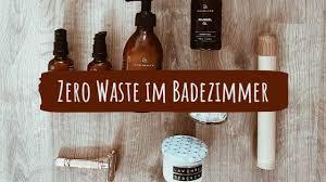 zero waste im badezimmer nackt nachhaltig