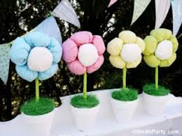 Stork Baby Gift Baskets Blog Archive Tutorials Spring Shower DIY Crafts And Decorating