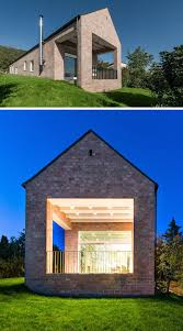 100 Contemporary Home Facades 14 Modern Houses Made Of Brick