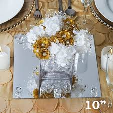 12x12 Mirror Tiles Bulk by Amazon Com 12 Pcs X Square 10 Glass Mirror Wedding Centerpieces