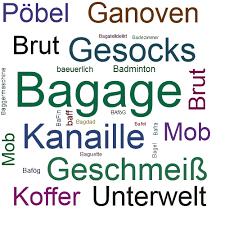 bagage synonym lexikothek ein anderes wort für bagage