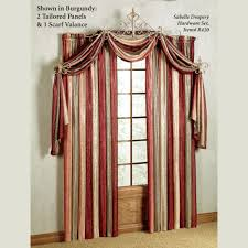 Jcpenney Curtains For Bay Window by Swag Valances For Windows U2013 Craftmine Co
