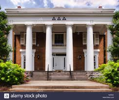 100 The Delta House A Sorority House In A College Town Stock
