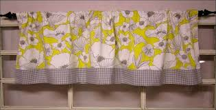 Yellow And Gray Kitchen Curtains by White With Blue Trim Kitchen Curtains Navy And Curtain Sets Yellow