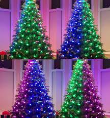 my tree glowballs animated tree lights shark