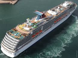 carnival spirit itinerary schedule current position cruisemapper