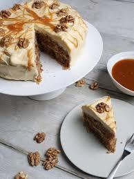 apfel walnuss karamell kuchen rezepte ard buffet swr de