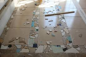 broken tile floor choice image tile flooring design ideas