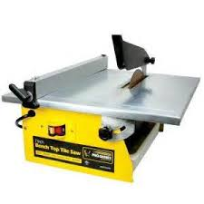 Workforce Wet Tile Saw 7 by Workforce Tile Cutter Cancun