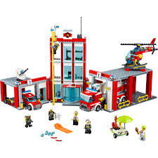 Fire Station - LEGO -