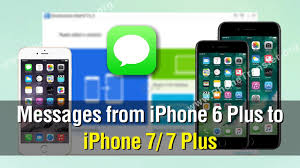 Move SMS to New iPhone How to Transfer Messages from iPhone 6