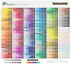 SpoonFlower ColorMap 2 1
