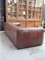 canapé cuir vieilli canapé cuir vieilli