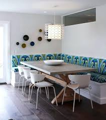 Dining Room With Bench Perfect Storage And Best Seat