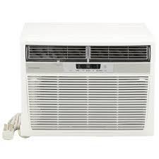 Frigidaire 18 500 BTU Window Air Conditioner with Heat and Remote