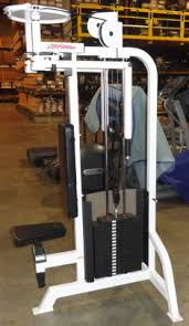 rear pec deck machine midwest used fitness equipment fitness pec fly rear delt
