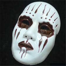 Slipknot Halloween Masks 2015 by Halloween Mask Slipknot The Band Mask Joey Shall Horror Masks