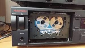Nakamichi Tape Deck Bx 2 by Nakamichi Cassette Deck 2 Youtube