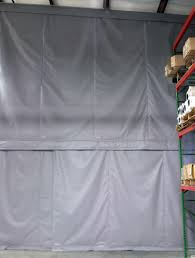 3m Insulated Curtain Liner by Insulated Curtains Wall Panels