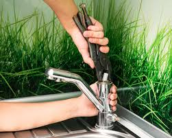 kartusche beim wasserhahn undicht reinigen oder reparieren