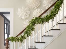 Decorate Your Home For Christmas On A Budget - Christmas Decorations Christmas Decorating Ideas For Porch Railings Rainforest Islands Christmas Garlands With Lights For Stairs Happy Holidays Banister Garland Staircase Idea Via The Diy Village Decorations Beautiful Using Red And Decor You Adore Mantels Vignettesa Quick Way To Add 25 Unique Garland Stairs On Pinterest Holiday Baby Nursery Inspiring The Stockings Were Hung Part Staircase 10 Best Ideas Design My Cozy Home Tour Kelly Elko