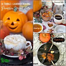 Low Fat Pumpkin Spice Latte Recipe by Pumpkin Spice Latte Recipe Paleo Option Boozy Option Spinach Tiger