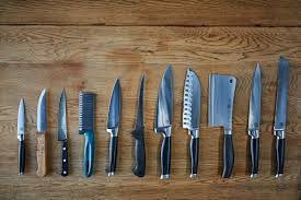Kitchen Knives Names The Ultimate Kitchen Knife Guide Features Oliver