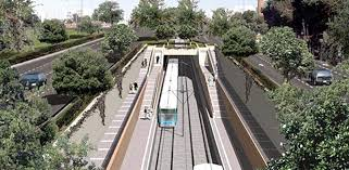 Globes English What will the Tel Aviv light rail do to home prices