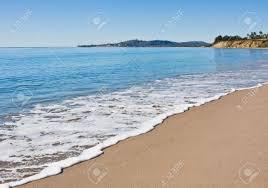 100 Santa Barbara Butterfly Beach Beach In On A Very Calm Day