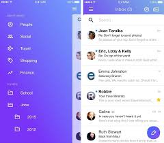 New Yahoo Mail App Launches With Design Overhaul Smarter Searches
