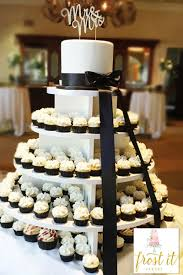 The Popularity Of A Cupcake Tower As An Alternative Wedding Cake Is Still Going Strong And Now Cupcakes Are Becoming More Decorative Than Ever