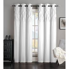 Nicole Miller Home Two Curtain Panels by Bedroom Awesome Curtains For Master Custom Curtain Ideas Home