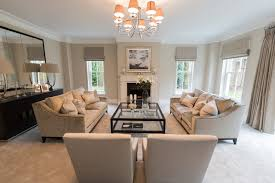 Taupe Living Room