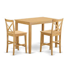 Amazon.com: East West Furniture YAPB3-OAK-W 3 Piece Counter Height ... Grey Glass High Gloss Ding Table And 4 Chairs Set Bar Table And Two High Stool Chairs Modern Design Stock Photo 40 Excellent Two Seater Online Bistro With Stools Fniture Tables On Amelia Twotone Wood Barstools Room Ideas Ikea Small Top Round 84 Off Counter Garden In N21 Ldon For 4000 Sale Shpock With Home Design Modern Extension Tags Ding Bar