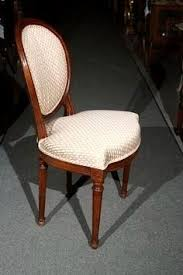 Fantastic Set Ten French Louis Xiv Style Modern Dining Room Chairs