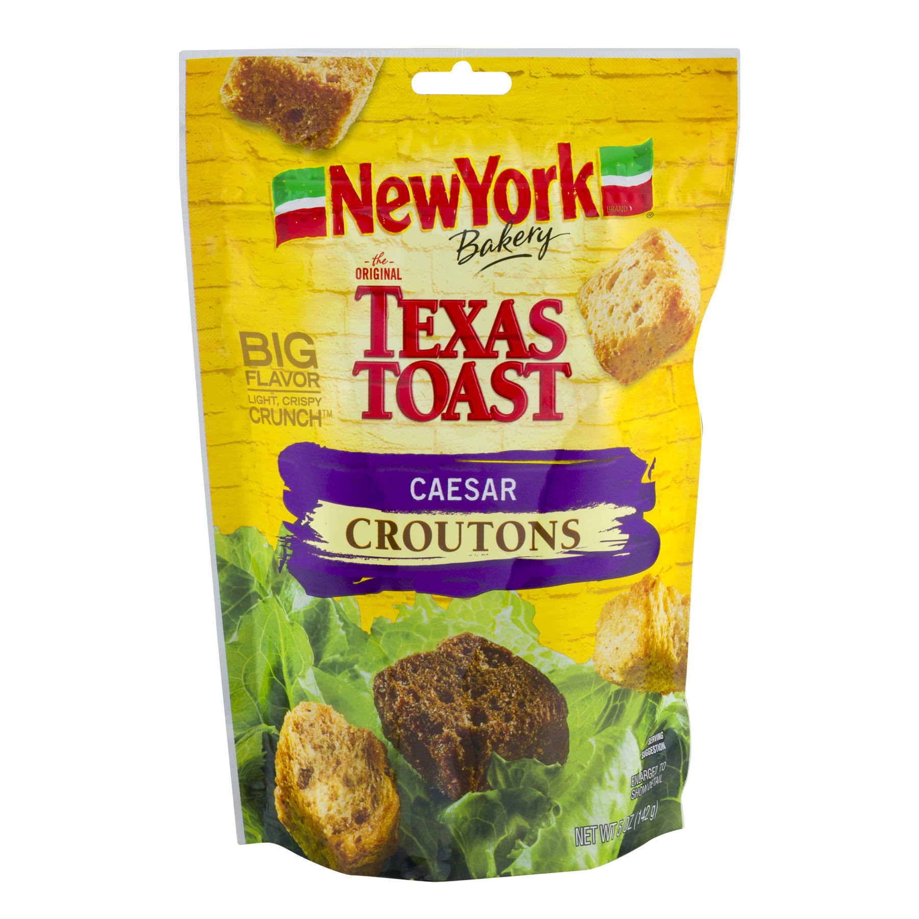 The Original Texas Toast Caesar Croutons - 5oz
