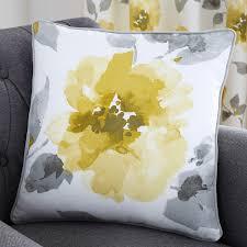 100 Ochre Home Rosenthal Adrianna Cushion 43x43cm Ware Trends